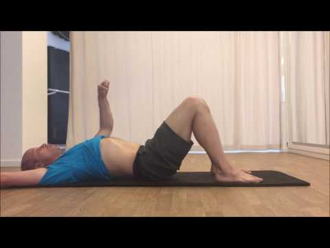 Neutral/Imprint A Pilates Building Block Exercise
