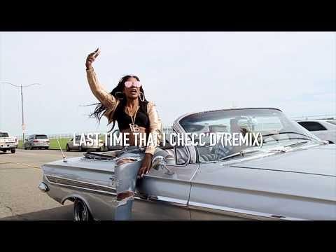 Nipsey Hussle (remix) C Starr - Last Time That I Checc'd (remix)