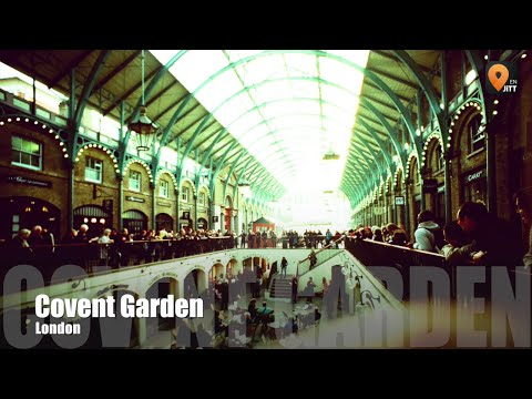 JiTT EN London - Covent Garden
