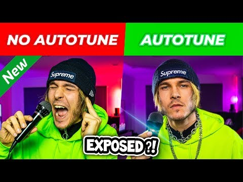 Can ANYONE Sing With AUTOTUNE? *EXPERIMENT*