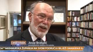 VTV Dnevnik 29. listopada 2016.