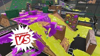 Splatoon 2 - Masterclass with Team 4D from Nintendo UK VS Live: London