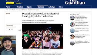 Feminist Women-Only Event Found Guilty of Discrimination