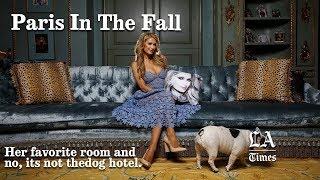 Paris Hilton: My Favorite Room | Los Angeles Times
