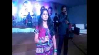 Download Hindi Video Songs - Classic Garden-Navratri2013 - Haiderabad-Neeta Kacha -Maa Pawa te Gadhathi