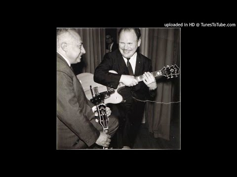 Rare jazz Guitar George Barnes and George Barnes play Ain't Misbehavin'