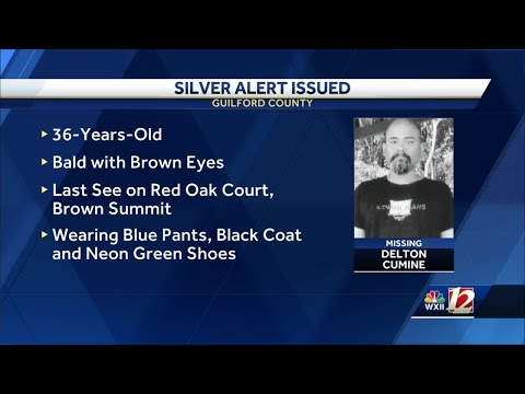 36-year-old man, believed to be in danger, missing out of Guilford County