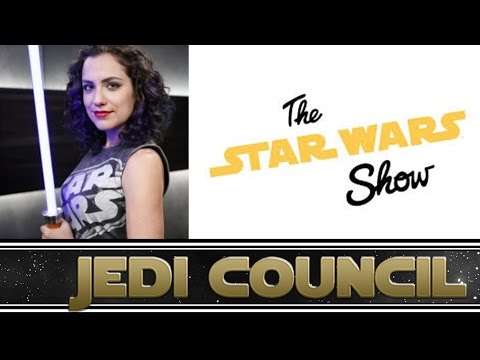 The Star Wars Show Co-Host Andi Gutierrez Interview - Collider Jedi Council