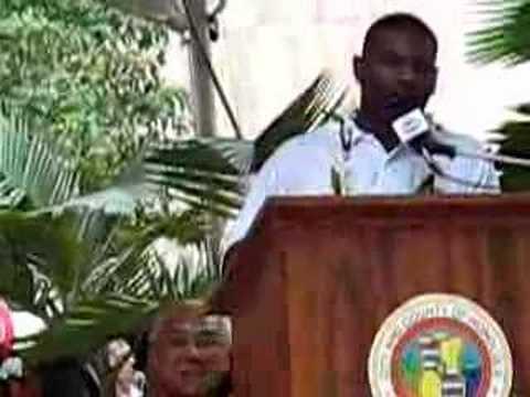 Tomlinson Pro Bowl 2007 Kickoff Rally Speech