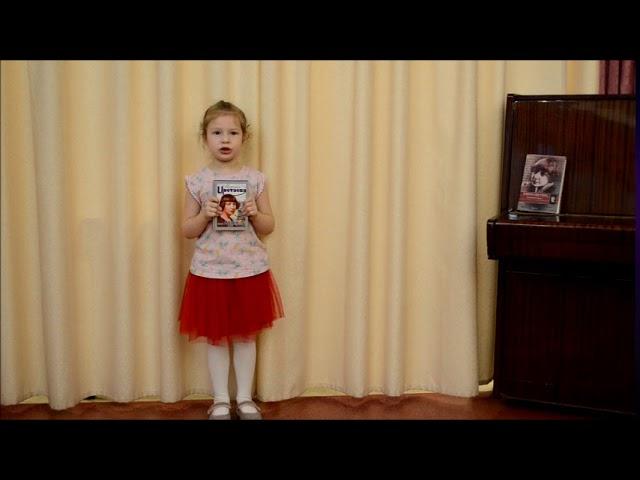 Изображение предпросмотра прочтения – МаринаПлотникова читает произведение «Скучные игры» М.И.Цветаевой