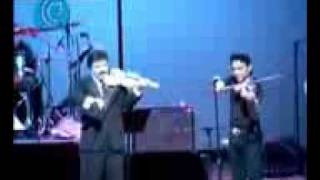 Bijan Mortazavi and Shadmehr Aghili Violon