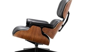 How an Eames Lounge Chair is made  BrandmadeTV