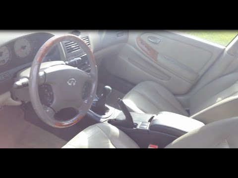 infiniti i35 6 speed manual transmission youtube rh youtube com Interior 2003 Infiniti I-35 2003 Infiniti G35 Coupe