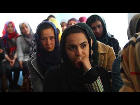 A Look at the Promoting Women's Capability by Education (PWCE) Center for Women in Kabul