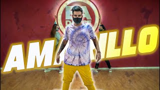 J Balvin - Amarillo   Choreography Emir Abdul Gani