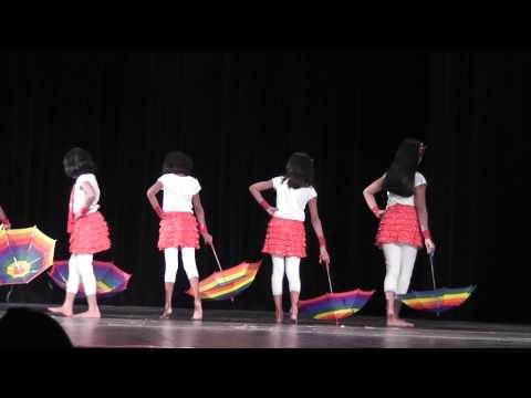 Diwali 2012 English Vinglish Umbrella Song