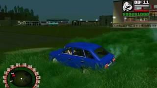 Обзор и Тест-Драйв автомобиля ИЖ 21251 - [© Let's play (Летсплей) Модификаций Игр GTA]