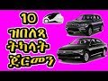 Top 10 ዝሃብተማ ካምፓንታት  ጀርመን  | RBL TV Entertainment