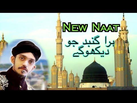 Hafiz Kamran Qadrit- Hara Gumbad Jo Dekhoge- New Naat (HD)  ہرا گنبد جو دیکھوگے زمانہ بھول جاءوگے