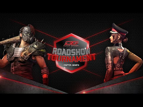 DG Roadshow Tournament Free Fire (JKT)
