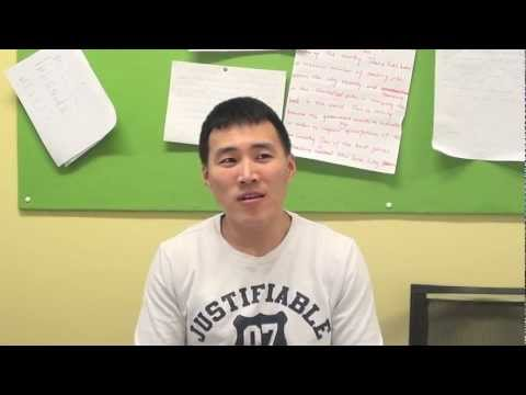 INTO Newcastle University - Student Interview (Korean) Foundation Business and Management