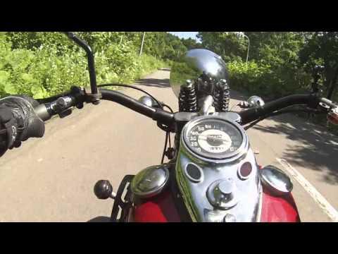 Harley Davidson 1943 WLC HD Flathead Sidevalve