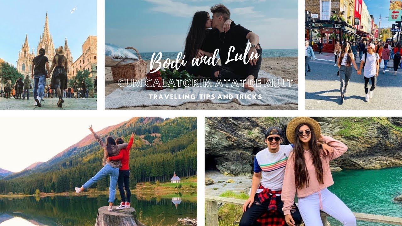 CUM CALATORIM - TIPS&TRICKS : 21 de tari din Europa