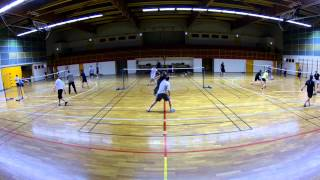 Best of 8 CEBN  badminton Nogent sur Seine