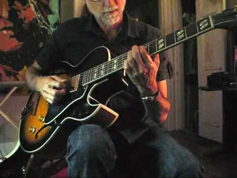 Moon River Guitar Chord Melody Youtube