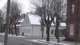 Максим Чечнев в Каунасе. По городам и странам 2016