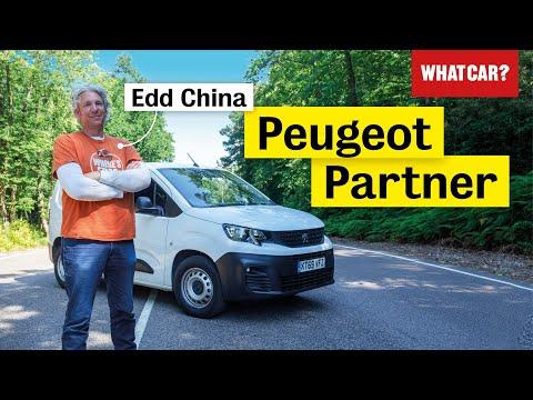 2021 Peugeot Partner van review   Edd China's in-depth review   What Car?