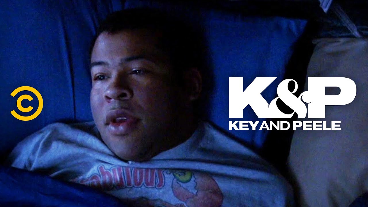 The Meanest Sleep Talker - Key & Peele