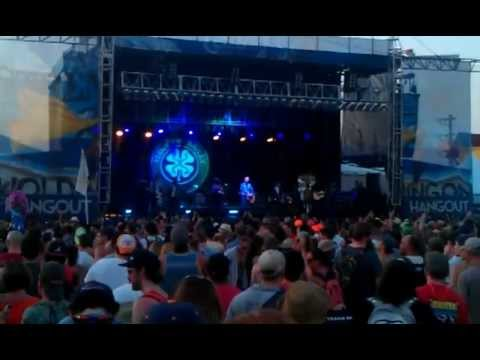 Hangout Music Fest 2012 Flogging Molly A Prayer For Me in Silence mp3