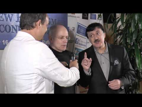 Steve Bassett and George Noory Talk Disclosure with Ron James on Bigger Questions