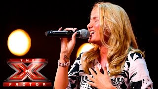Jade McGuire gets a second shot | Auditions Week 3 |  The X Factor UK 2015