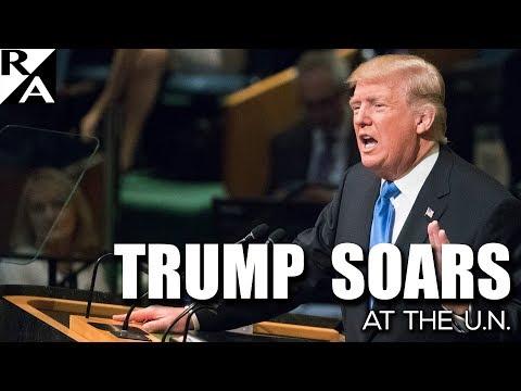 Right Angle - Trump Soars At The UN - 09/20/17