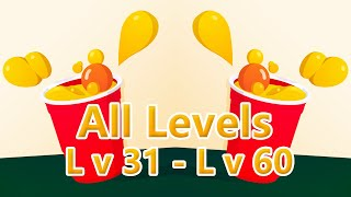 Be a Pong All Levels Walkthrough | Level 31 - 60