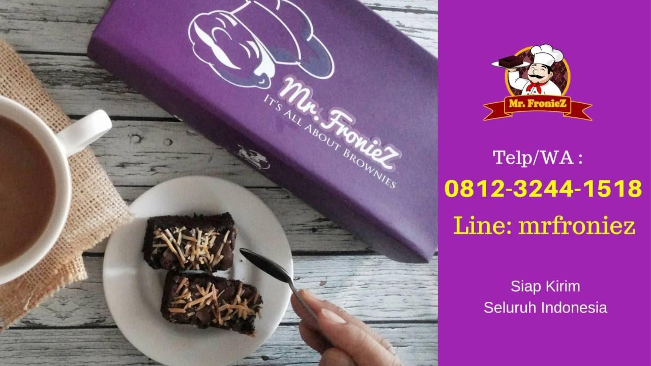 Wa 0812 3244 1518 Cake Brownies Panggang Variasi Chocolate Mrfroniez