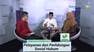 Talk Show Bersama Dinas Sosial Aceh, Pelayanan dan Perlindungan Sosial Hukum thumbnail