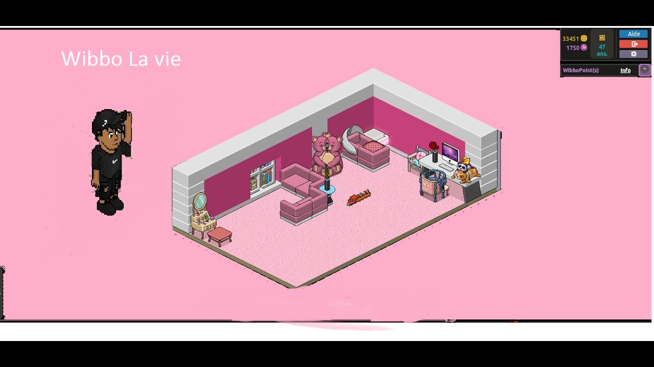 Tuto-Wibbo] Comment faire une chambre d\'enfant fille - YouTube