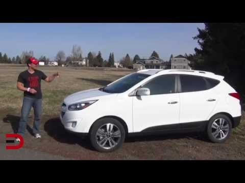 Here's the 2014 Hyundai Tucson Review on Everyman Driver