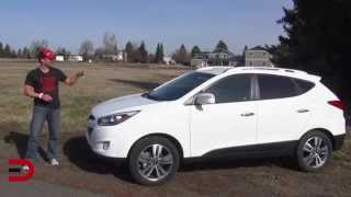 Detailed Review 2014 Hyundai Tucson on Everyman Driver