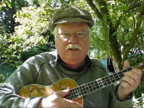 "CATCH THE WIND by DONOVAN for UKULELE - UKULELE LESSON / TUTORIAL by ""UKULELE MIKE"""