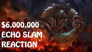 6 Million Dollar Echo Slam | Every Caster