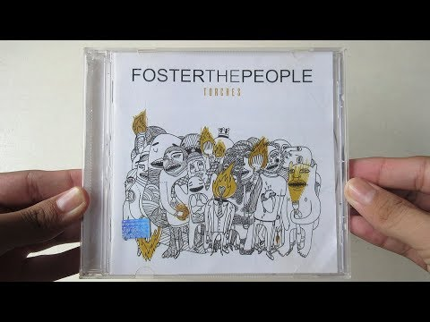 Foster The People - Torches - Unboxing CD en Español