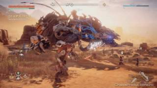 OVERRIDING A THUNDERJAW!!!