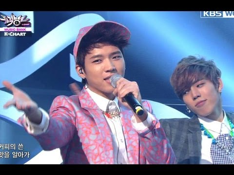 [Music Bank] INFINITE - Man In Love (2013.03.22)