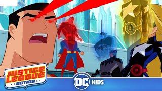 Justice League Action   Super Swap   DC Kids
