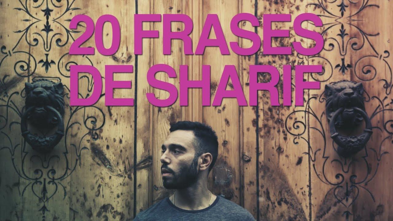 20 Frases De Sharif De Sus Mejores Canciones