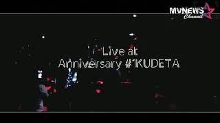 VICKY dan Band nya KUDETA Live #1ANNIVERSARY